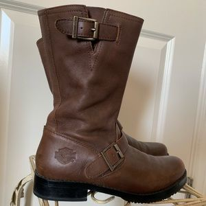 Genuine Leather HD Boots
